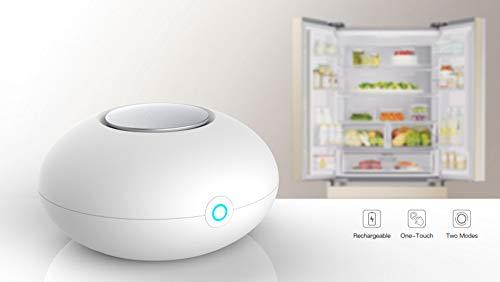 Ozone Generator Deodorizing and Disinfecting Machine Portable Air Purifier