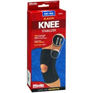 Mueller 6471A Elastic Knee Stabilizer (SM / MD)