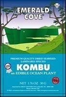 Emerald Cove Kombu Sea Vegetables 1.76 Oz (Pack of 6)