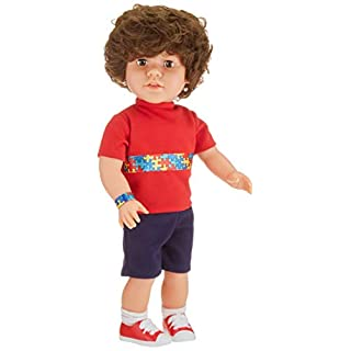 """My Pal for Autism Awareness 18"""" Doll with Light Skin Color"""