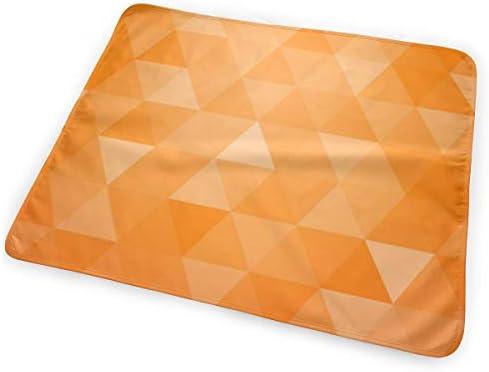 Abstract Geometry 小さいながらも軽くて柔らかく快適な折り畳みが簡単なハイエンドのファッションシンプルなポップ絶妙なおむつパッド