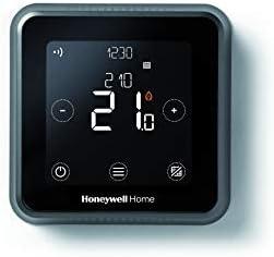 Honeywell Home T6 Thermostat intelligent WiFi, connecté à une application pour plus...