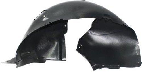 Crash Parts Plus Front Driver Side Left Splash Shield Fender Liner for 12-15 Volkswagen Passat