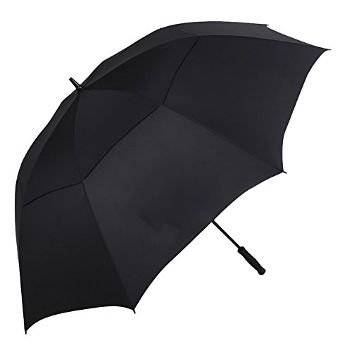 Generic Summer Umbrella 60inch Color Black by Generic