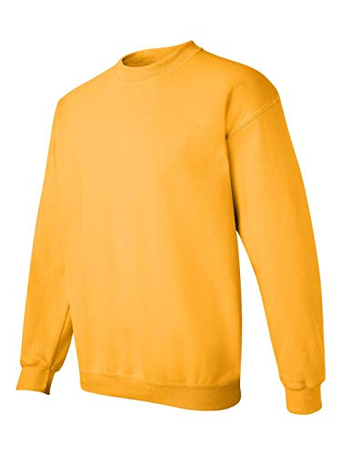 Gildan Men's Heavy Blend Crewneck Sweatshirt - Small - -