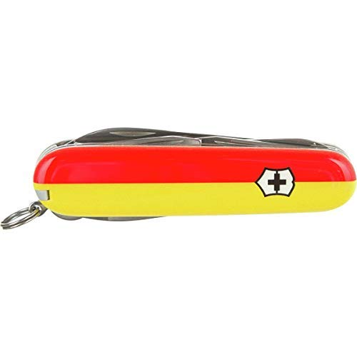 Victorinox Climber Swiss Army Knife Red/Yellow, One Size ()
