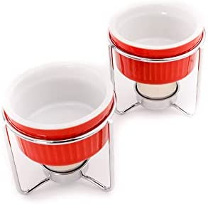 Crabaholik 2 Piece Ceramic Butter Warmer product image