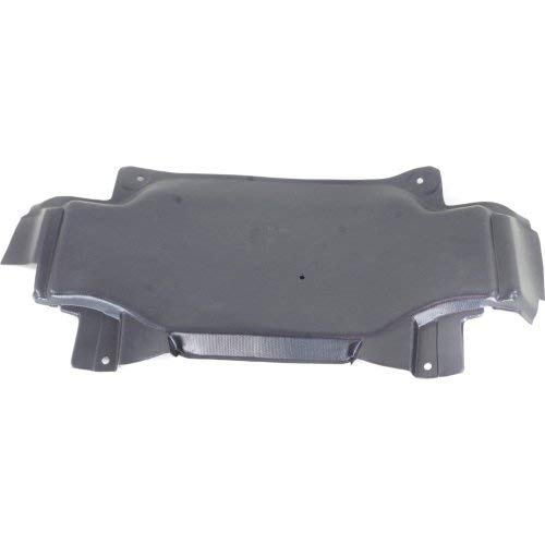 Garage-Pro Center Engine Splash Shield for MERCEDES BENZ E-CLASS 1998-2003 Under Cover (210) Chassis (Engine Chassis Under)