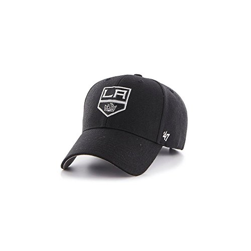 '47 Brand Los Angeles Kings MVP Cap - Black for sale  Delivered anywhere in USA