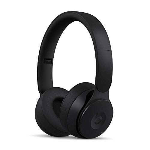 Beats Solo Pro Wireless Noise Cancelling On-Ear Headphones – Black