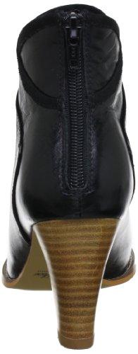 Sofie Schnoor HORSE OIL LEATHER ANKEL BOOTS T102C - Botas de cuero para mujer Negro (Schwarz (Black))