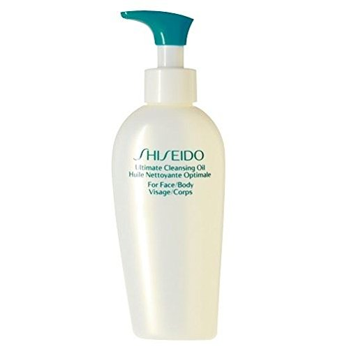(Shiseido Ultimate Cleansing Oil)