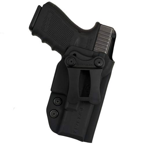 Comp-Tac Infidel Max IWB Hoslter All Kydex, Glock - 19/23/32 Gen 1, 2, 3, 4 - RSC - 1.50
