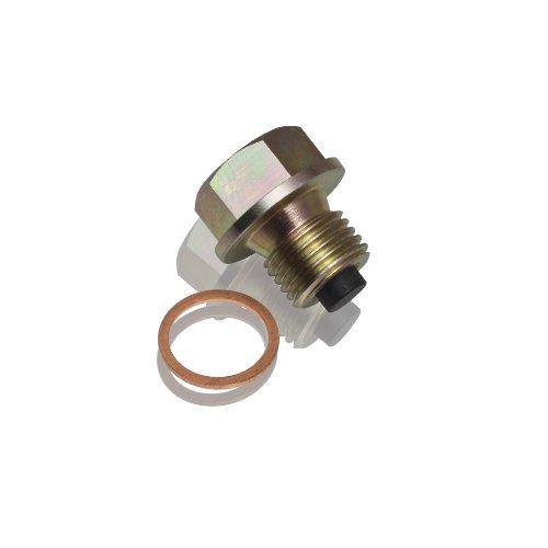 - Big Bike Parts 5-301 M14 X 1.5 Magnetic Drain Plug