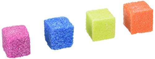 Wilton Pixel Cakes Sugar Cube Icing Decorations, 16 count