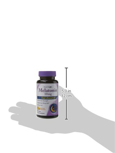 Natrol-Melatonin-FD-Supplement