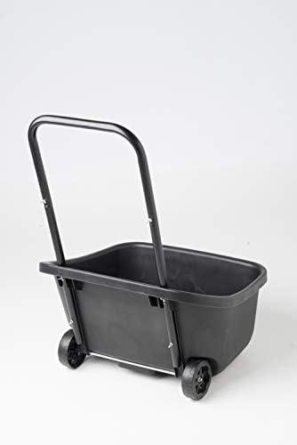 Amazon.com: RSI mct-mc dos fases Compost vaso con carro ...