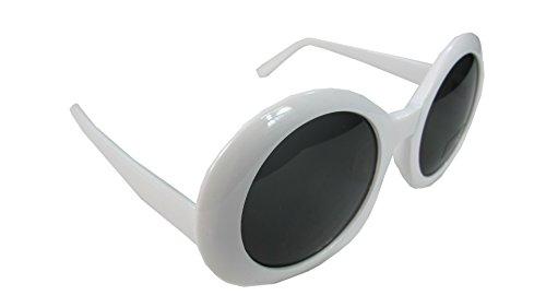 4cb7bea31f Kurt Cobain Alien Shades Sunglasses Nirvana Thick Frame - Import It All