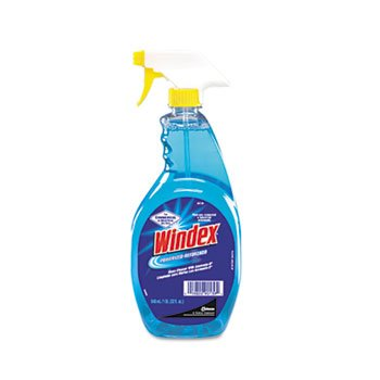 (DRA90135EA - Windex Powerized Glass Cleaner with)