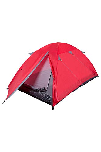 Mountain Warehouse Festival Dome 2 Man Camping Tent – for Backpacking