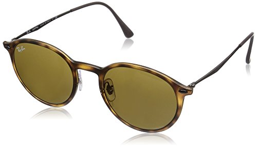 Sole Marronegunmetal Brown ban Da Adulto Ray 4224Occhiali Classic Unisex ZiuPlwkOXT