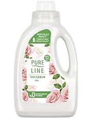 Pureline Sıvı Sabun Gül 1400 ml 1 Paket (1 x 1400 ml)