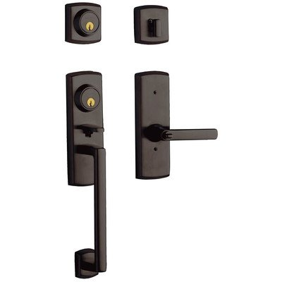 Baldwin Hardware 85385.112.2RH Handle Set