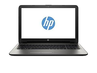 2017 HP 15.6 inch Premium HD Laptop, Latest Intel Core i3-7100U 2.4GHZ, 8GB DDR4 RAM, 500GB HDD, HDMI, Bluetooth, SuperMulti DVD, WiFi, HD Webcam, Windows 10- Silver from hp