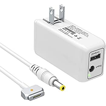 Amazon.com: 45W Mini Charger for MacBook Air 11 13 inch ...