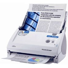 Fujitsu ScanSnap S510M Instant PDF Sheet-Fed Scanner