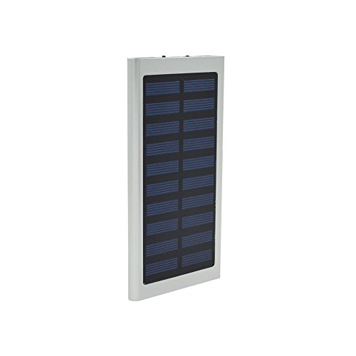 100000mAh Dual USB Portable Solar Battery Charger Solar Power Bank For Phone by Magic Tech