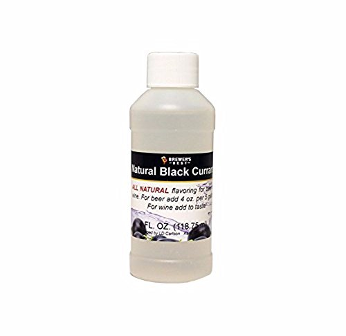 - Brewer's Best Natural Beer and Wine Fruit Flavoring (Black Currant)
