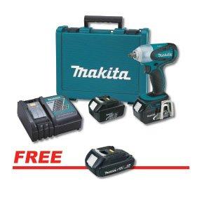 Makita XWT06RB 18V Lxt Li-Ion Compact Cordless 3/8