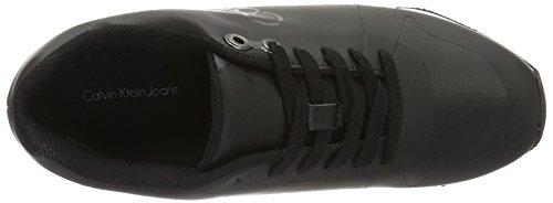 Mujer Rub Klein Zapatillas Negro Black Black Taline para Hf Calvin Smooth Jeans Sqw7n18
