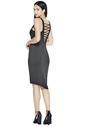 Guess Women's Sleeveless Devri Lace up