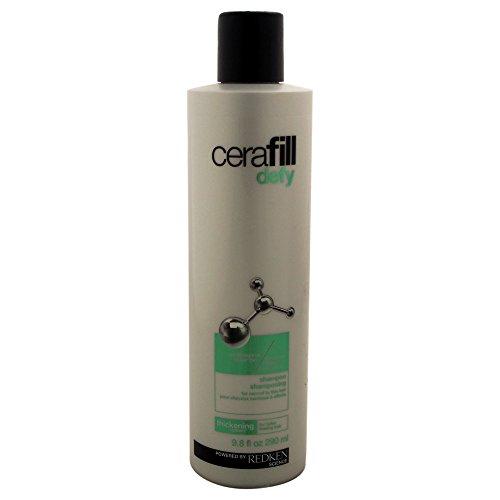 Redken Cerafill Defy Thickening Shampoo, 9.8 Ounce