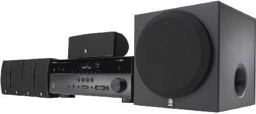 UPC 027108107325, Yamaha YHT-597 5.1-Channel Network Home Theater System (Discontinued by Manufacturer)