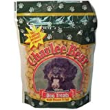 Charlee Bear Dog Treats 16 oz. Cheese and Egg
