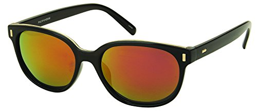 Women's Bow Tie Retro Wayfarer Sunglasses Ava Gardner Style With Polarized - Pacific Sunglasses Edge