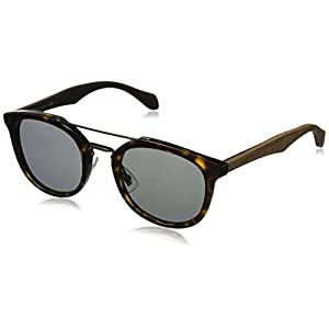 BOSS by Hugo Boss Men's B0777S Square Sunglasses