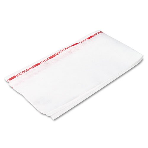 Chk5Y #Chix 8250 Reusable Food Service Towel -Antimicrobial, (Pack of 150)