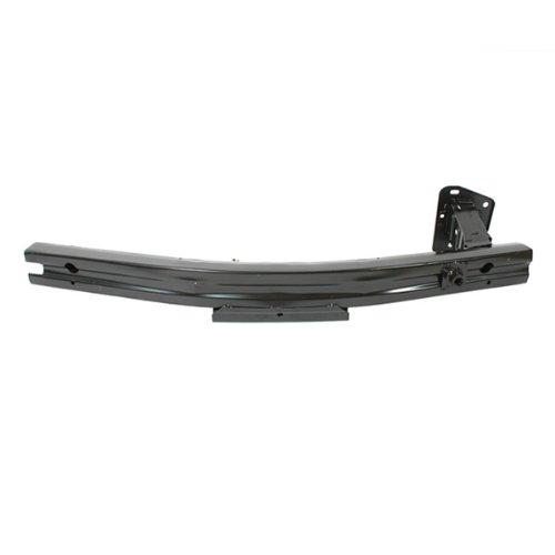 CarPartsDepot, Front Bumper Reinforcement Impact Cross Member Black Steel Bar Replacement, 348-36561-10 NI1006220 F2030EM3MA