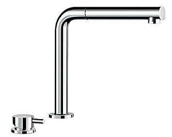 Blanco Periscope-S-F II, versenkbare Küchenarmatur mit ...