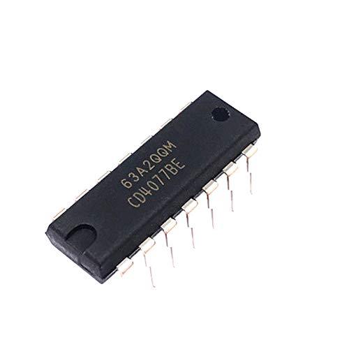 200pcs/lot CD4077BE CD4077 DIP-14 IC by ElectronicFuns