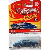 Hot Wheels Classics Metallic Blue TUCKER TORPEDO #10 of 30, Series ()