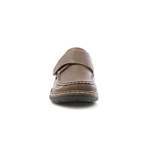Hobos Mens Tan Raised Apron Touch Fasten Shoe Brown 8DCODptgDu