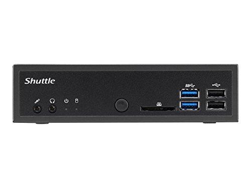 Shuttle XPC Slim DH170, Intel Skylake H170 chipset LGA 1151 i3/i5/i7/Pentium, Support 4K Ultra HD, Heatpipe Cooling Module by Shuttle (Image #2)