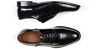 7f779015d Sapato Social Em Couro CNS Premium Houston 01: Amazon.com.br: Amazon ...