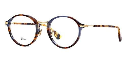 Dior Essence 6 - Blue Havana 0JBW - Optical Glasses Dior