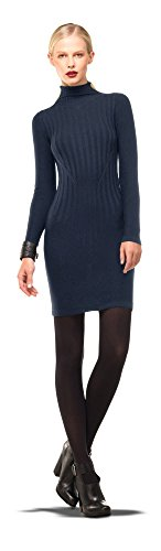 MAXSTUDIO Ladies Long Sleeve Sweater Dresses | Women Turtleneck Sweater Dresses